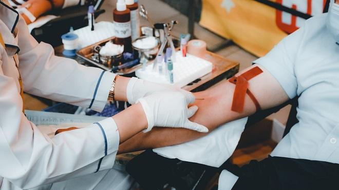 Institut za transfuziju krvi Srbije - dobrovoljno davanje krvi (foto: Ngoyen Hiep / Unsplash)