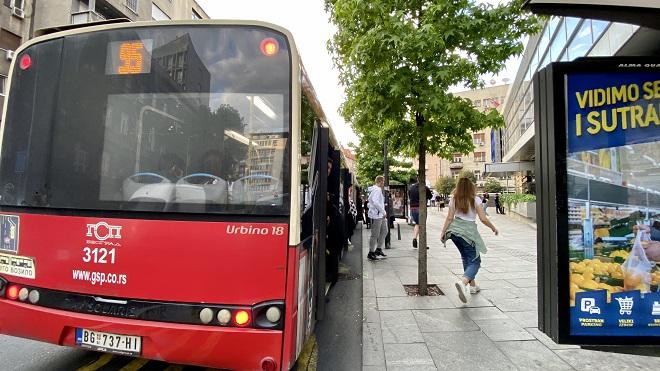 Javni gradski prevoz: Letnji red vožnje (foto: Aleksandra Prhal)
