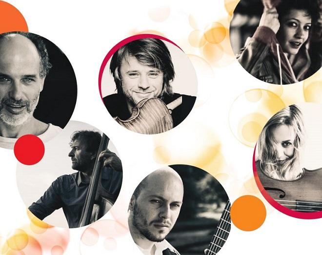 Koncert u čast Astora Pjacole u Kolarčevoj zadužbini (detalj sa plakata)
