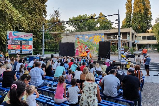 Letnji pozorišni maraton za decu