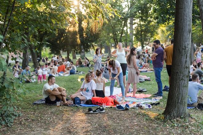 Kišobran: Piknik (foto: Aleksa Vitorović)