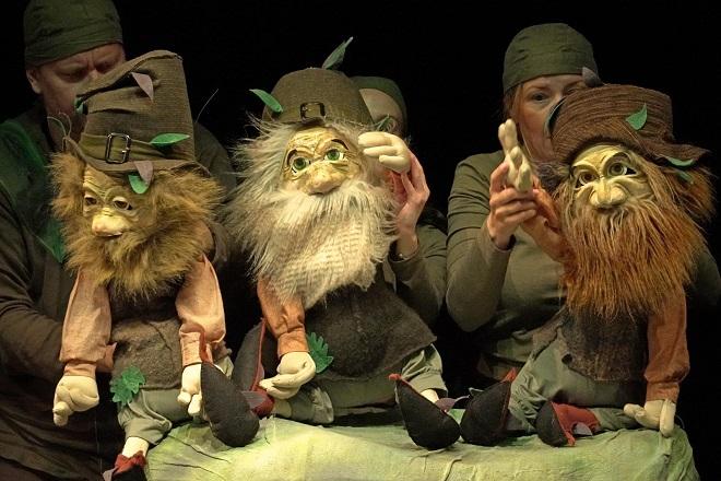 "Pozorište lutaka ""Pinokio"": Čudna šuma"