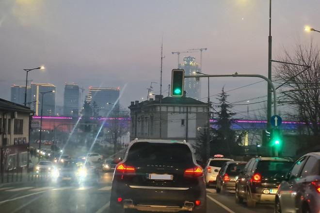 Noćni javni prevoz u Beogradu (foto: Nemanja Nikolić)