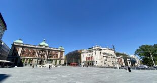 Šetnje Beogradom: Besplatne pešačke ture (foto: Aleksandra Prhal)
