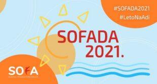 Otvaranje sportskog događaja SOFAda 2021