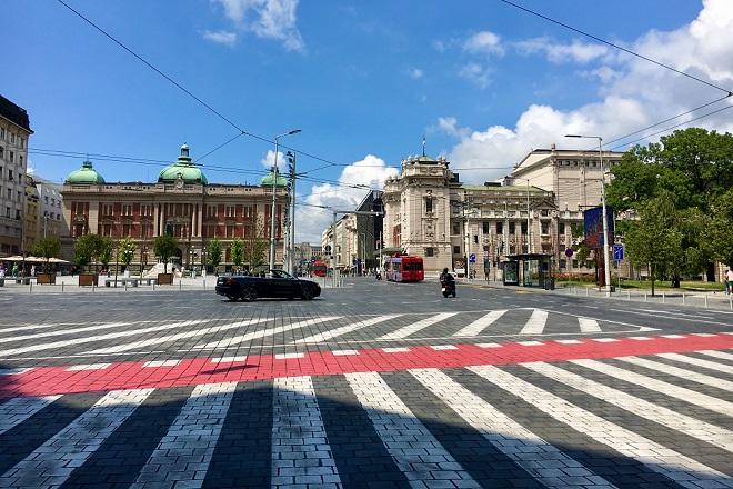 Spasovdan - slava grada Beograda (foto: Aleksandra Prhal)