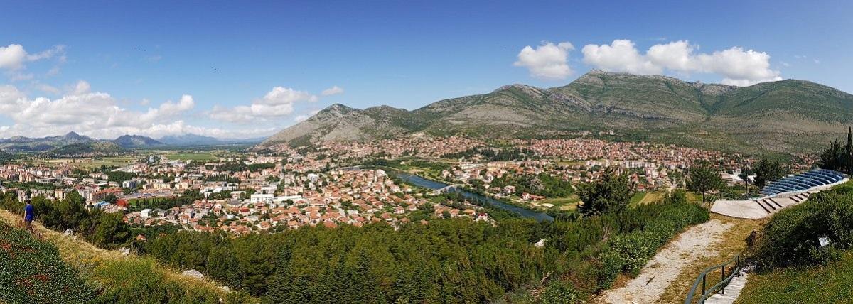 Trebinje - panorama (foto: Nenad Mandić)
