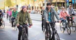 Međunarodni dan bicikla, 3. jun (foto: Jadranka Ilić)