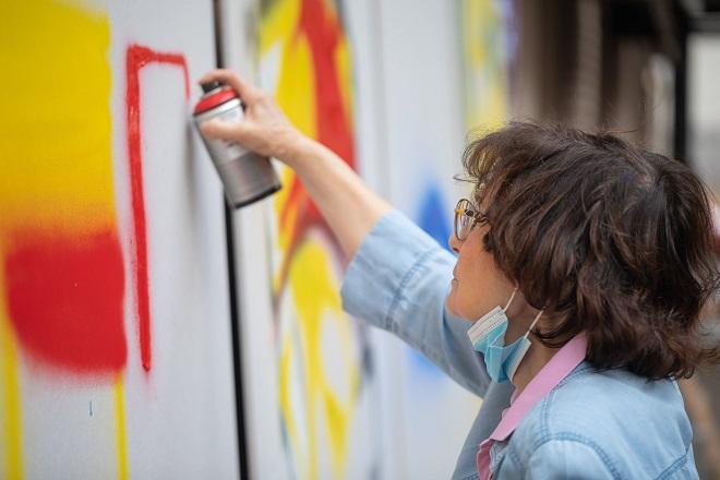Vikend Street Arta u Božidarcu (foto: Božidarac)