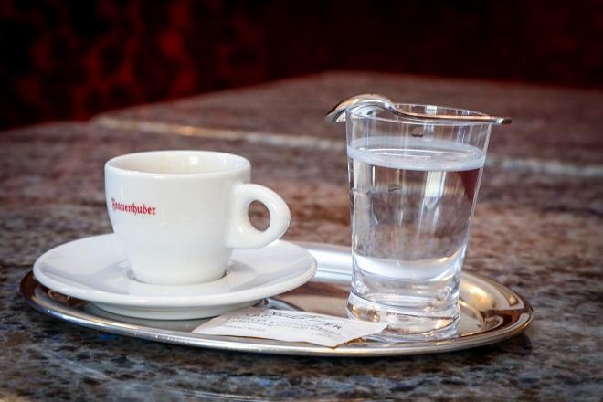Bečka voda uz bečku kafu (foto: © PID/Christian Fürthner)
