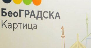 Beogradska kartica
