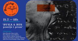 Booking: Buka & Bes poezije i proze