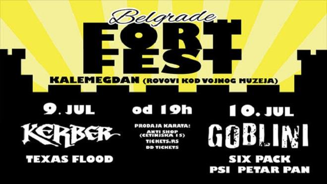 Prvi Belgrade Fort Fest