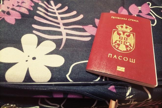 Kako se putuje u izvanrednim merama sa crvenim pasošima (foto: Nenad Mandić)