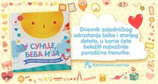 Miljana Prijić - Sunce, beba i ja