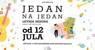 Koncerti 1na1 u Beogradu