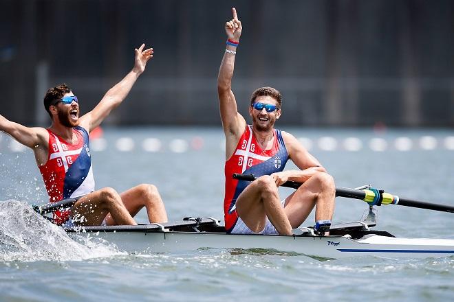 Letnje olimpijske igre - Tokio 2020: Srpski sportisti (foto: OKS)