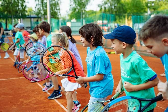 Novak Đoković fondacija: javni čas tenisa (foto: Jelena Ivanović)