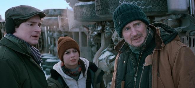 Novi filmovi u bioskopima: Ledeni put