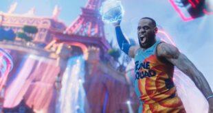 Novi filmovi u bioskopima: Svemirski basket