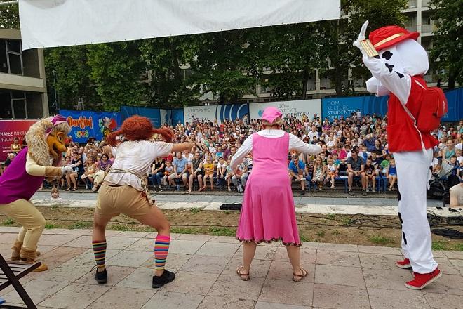 Pozorišni repertoari: Letnji pozorišni maraton za decu
