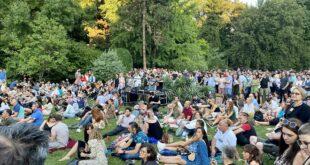 Sedam dana u Beogradu, 22-28. jul 2021: Garden Sessions (foto: Aleksandra Prhal)