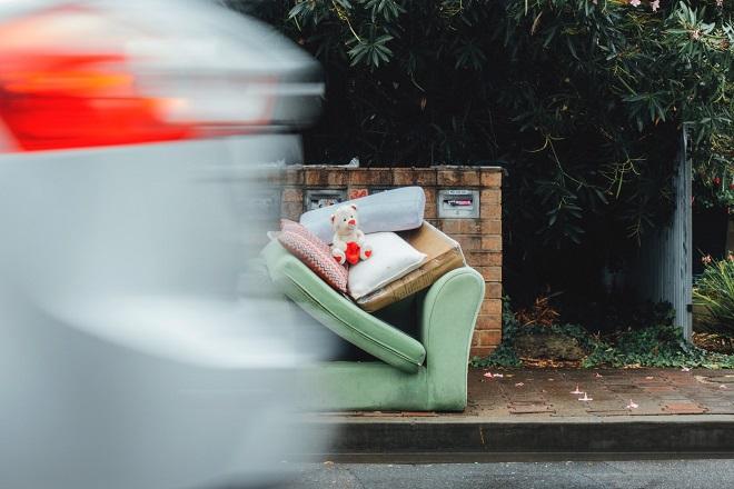 Besplatno odnošenje kabastog otpada (foto: Ben Neale / Unsplash)