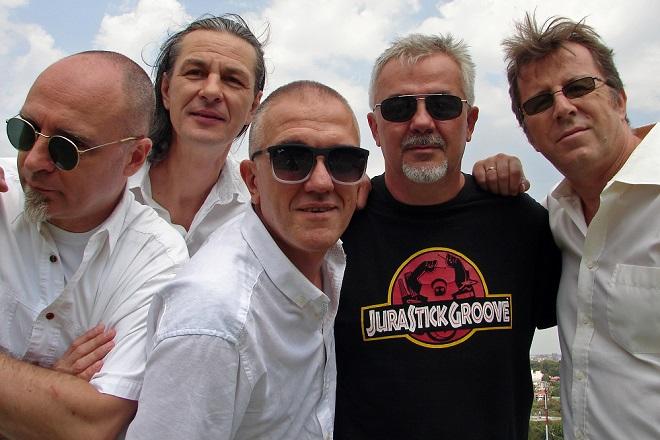 Dejan Cukić i Spori ritam (foto: Aleksa Cukić)