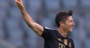 Fudbal - Bundesliga: Robert Levandovski