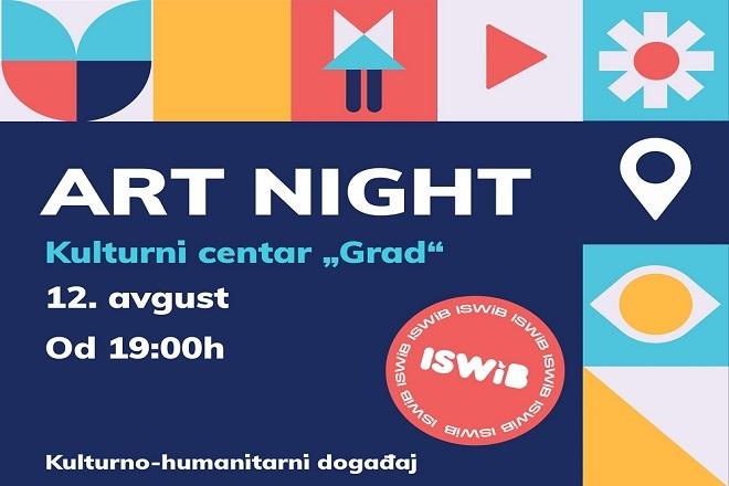 Art Night u Beogradu