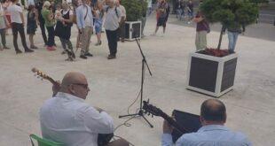 """Koncert """"Solunac"""" na Cvetnom trgu (foto: TOB)"""