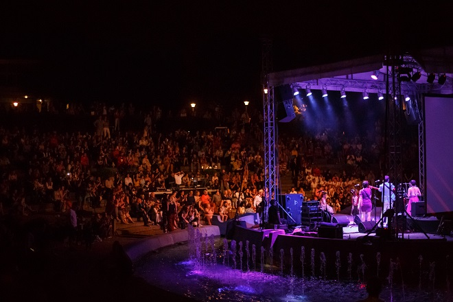 "Leto u MuzeYU: Omladinski festival ""Hali Gali"" (foto: Muzej Jugoslavije)"