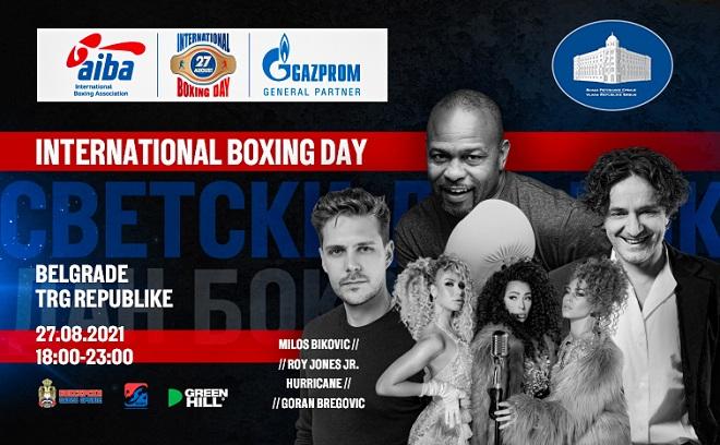 Međunarodni dan boksa: Glavni program u Beogradu