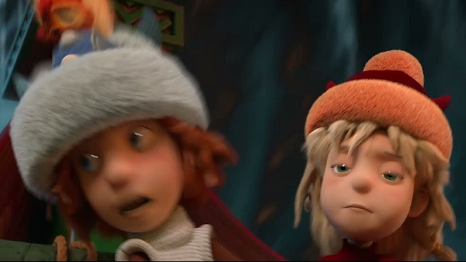 Novi filmovi u bioskopima: Avanture porodice Bigfoot