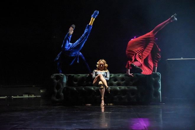 """Opera i teatar Madlenianum: Predstava """"Grand hotel"""" (foto: Belkisa Bela Abdulović)"""