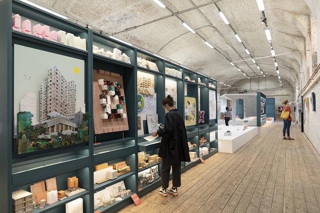"""Izložba u Beču: """"Tatiana Bilbao Estudio"""" © Architekturzentrum Wien (foto: Lisa Rastl)"""