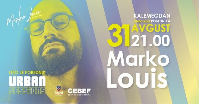 Urban Sessions: Marko Louis