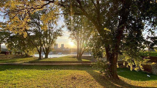 Jesen 2021. u Beogradu (foto: Aleksandra Prhal)