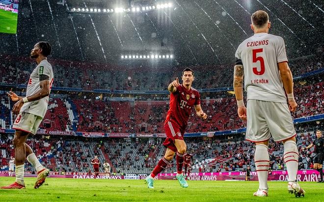 Robert Levandovski (foto: Thomas Eisenhuth / Bundesliga / Bundesliga Collection via Getty Images)