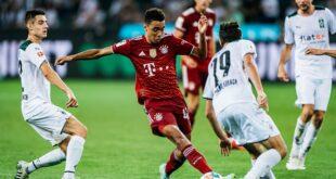 Bundesliga 2021/22: Džamal Musijala (foto: Alexander Scheuber / Bundesliga / Bundesliga Collection via Getty Images)