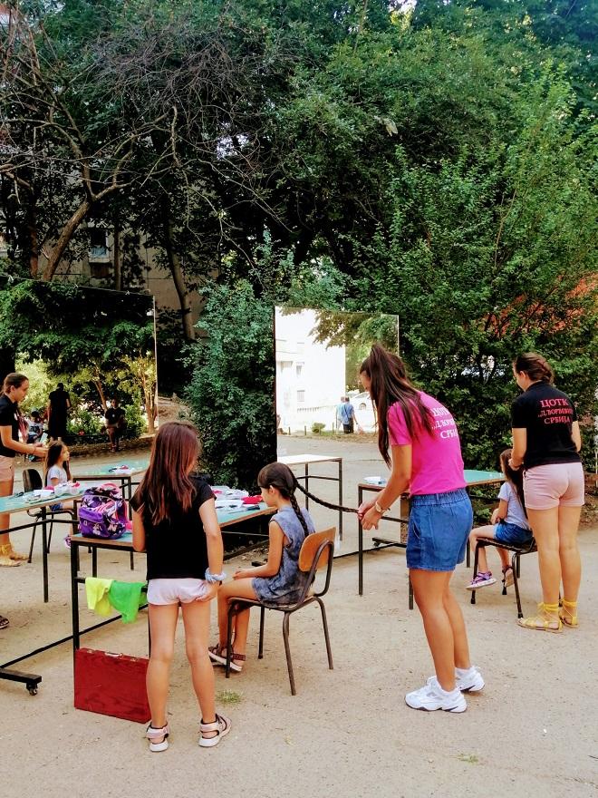 "Centar za očuvanje tradicionalne kulture ""Desanka Đorđević"": Projekat ""Vremeplov"""