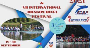 III EDBF Euro Cup i VII Internacionalni dragon boat festival na Adi Ciganliji