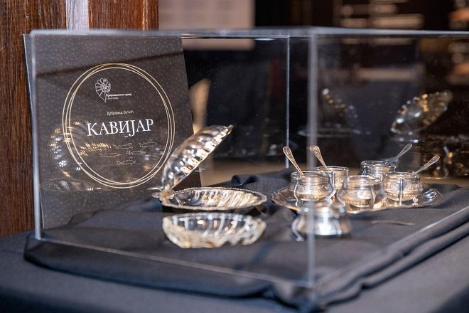 """Galerija Prirodnjačkog muzeja: Izložba """"Kavijar"""""""