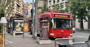 Bus plus - GSP Beograd (foto: Aleksandra Prhal)