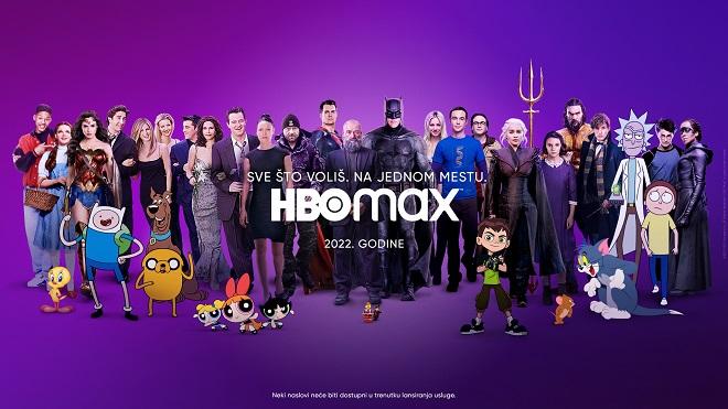 HBO Max uskoro i u Srbiji