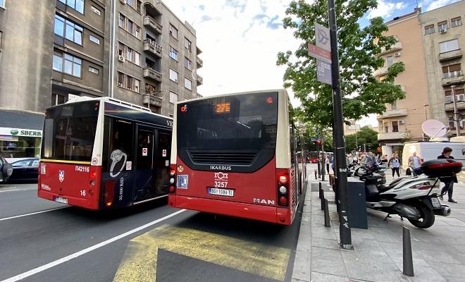 Izmene u saobraćaju i na linijama javnog gradskog prevoza - septembar 2021. (foto: Aleksandra Prhal)