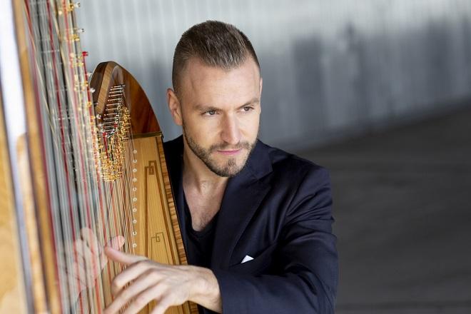 XX Međunarodni festival harfe: Joel von Lerber (foto: David Reisler)