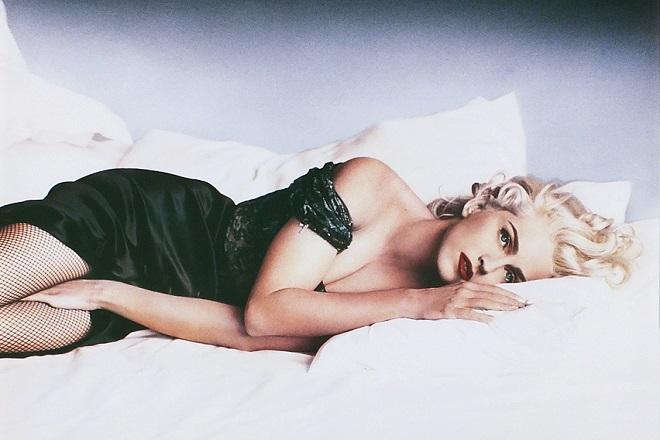 U krevetu sa Madonom (foto: detalj sa plakata)