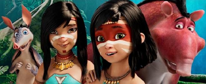 Novi filmovi u bioskopima: Ainbo - Dobri duh Amazonije