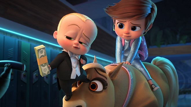 Novi filmovi u bioskopima: Mali šef - Porodični biznis